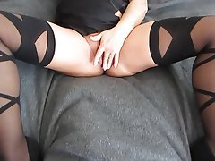 Amateur Mature MILF Stockings