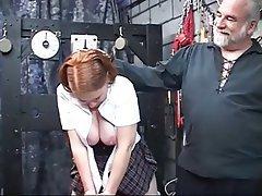 BBW BDSM Redhead