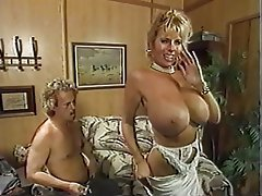 Vintage Blowjob MILF Big Boobs