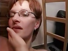 Lesbian Mature Redhead