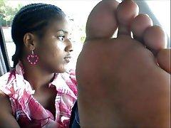 Amateur Foot Fetish