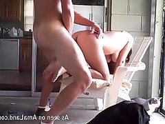 Anal Big Tits Creampie POV