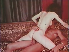 Mature Hairy Interracial Skinny