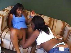 Big Boobs Big Butts Lesbian Strapon