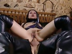 Anal Double Penetration Strapon