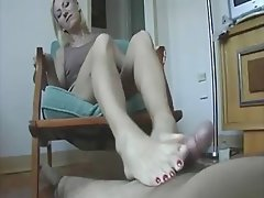Foot Fetish Vintage