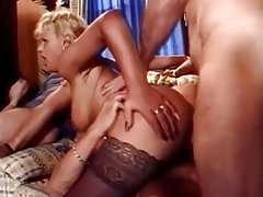 Anal Blonde Big Boobs Double Penetration