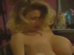 Lesbian Blonde Big Boobs Vintage