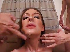 Anal Blowjob Facial