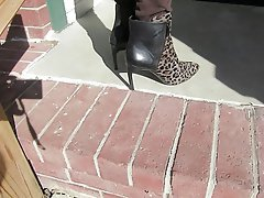 Mature Foot Fetish MILF