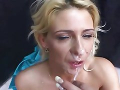 Blowjob Facial