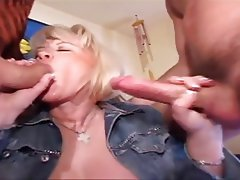 German Granny Mature