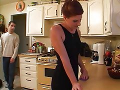 Blowjob Granny Old and Young Small Tits
