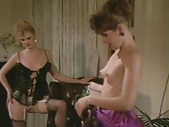 BDSM Femdom Group Sex Stockings