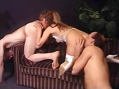 Anal Ass Licking German Vintage