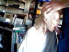 Amateur Blowjob Skinny Granny