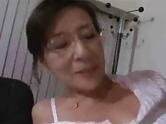 Creampie Japanese MILF Mature