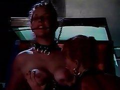 BDSM Lesbian Brunette MILF