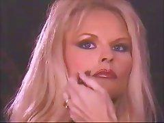 Blonde Femdom Latex Pornstar