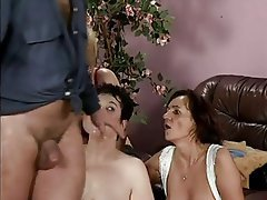 Gangbang German Granny Mature