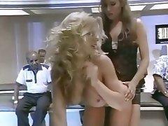 Blonde Lesbian