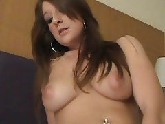 Amateur Big Boobs Brunette