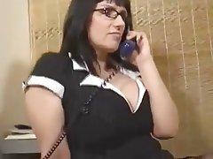 Big Boobs British Masturbation MILF