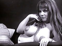 Big Boobs Softcore Stockings Vintage