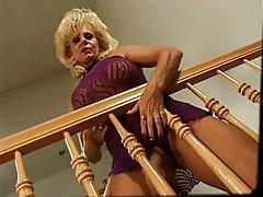 Masturbation Mature Blonde Big Boobs