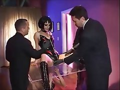 Amateur BDSM Blowjob Double Penetration