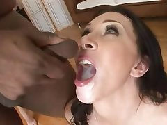 Bukkake Cumshot Facial Group Sex Pornstar