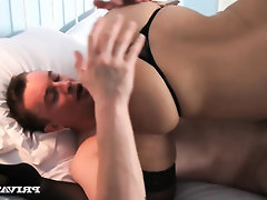 Big Cock Blowjob MILF Masturbation