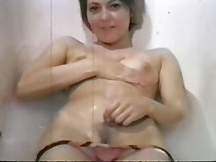 Handjob POV Shower Vintage