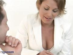 Babe Massage MILF