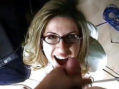 Blowjob Mature Facial