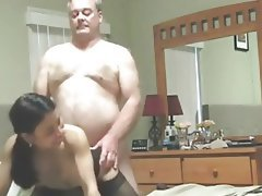 Amateur Hardcore Old and Young Asian