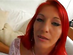 Anal French Redhead Group Sex
