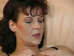 Old and Young Blowjob MILF