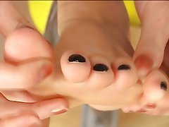 Asian Foot Fetish Japanese