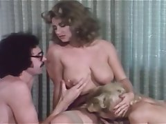 Cunnilingus Group Sex Hairy Stockings
