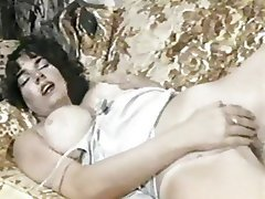 Big Boobs Hairy MILF Stockings Vintage