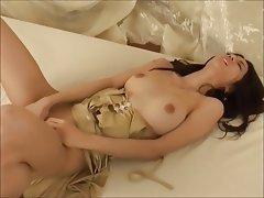 Amateur Asian Close Up Masturbation