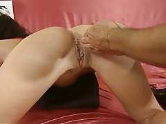 Double Penetration Anal Skinny