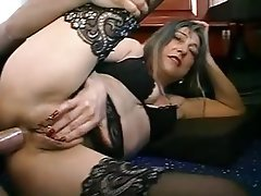 Anal French Granny Mature
