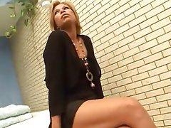 Anal Blonde Brazil Threesome