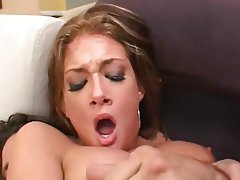 Anal Big Boobs Brunette Double Penetration Facial