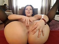 Big Boobs Masturbation Webcam