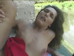 Anal French Close Up Small Tits