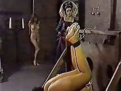 BDSM Lesbian Spanking