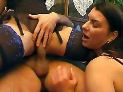 Anal German Threesome Pornstar